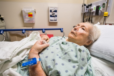 end of life care without wasting money