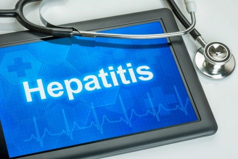 Hepatitis diagnosis